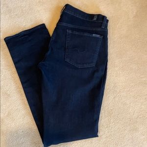7 For all mankind men's jeans